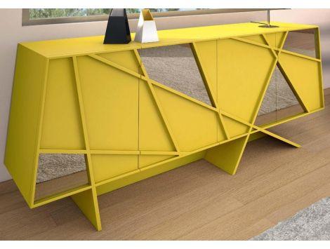 Sideboard Yellow