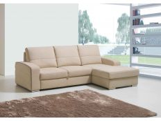 Sofa Bed with chaiselong Nadroj