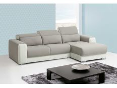 Sofa with chaiselong Anerol