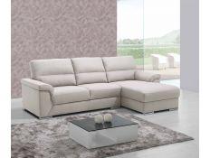 Sofa with chaiselong Akinom