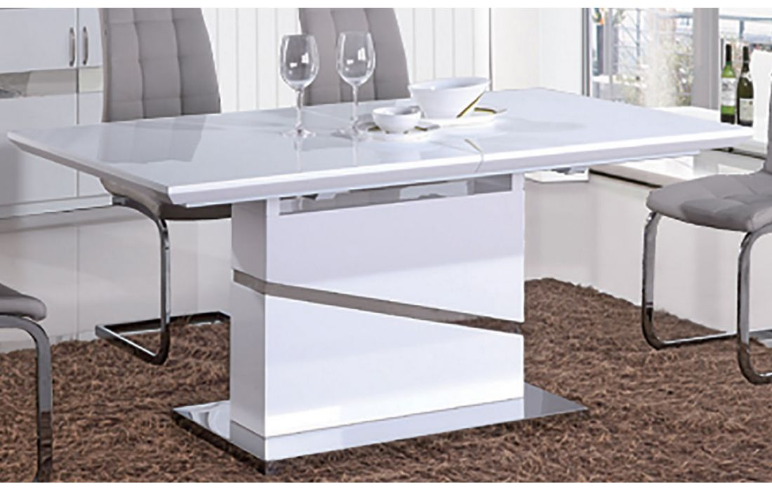 Image of: Mesa De Jantar Extensivel Verena