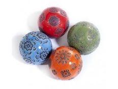 Conjunto 4 bolas Colour