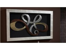 LOW RELIEF SOZAL FRAME