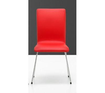 Cadeira Sroloc vermelha
