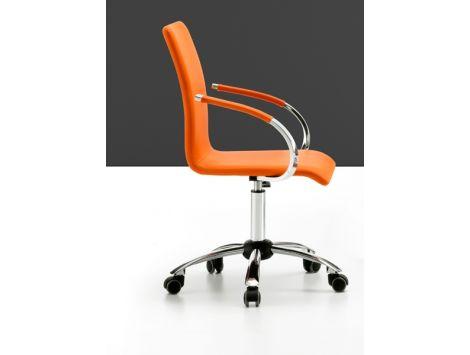 Cadeira Sroloc II laranja