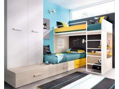 BEDROOM BELICHE 307