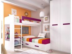 BEDROOM BELICHE 308
