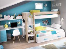 BEDROOM BELICHE 310