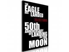 Quadro - Moon Landing (1 Part) Vertical