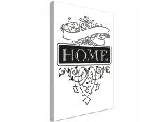 Quadro - Home (1 Part) Vertical