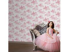 Wallpaper Princess Toile