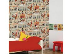 Wallpaper Mickey Vintage