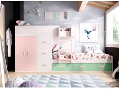 BEDROOM BELICHE C-51
