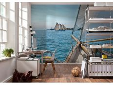 Ambient Photomural Sailing