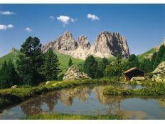 Photomural Dolomiten