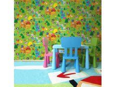Ambiente Papel de parede Moshi Mash