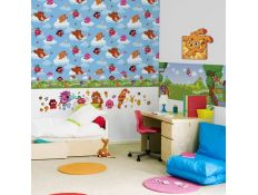 Ambiente Papel de parede Moshi Cloud Ride