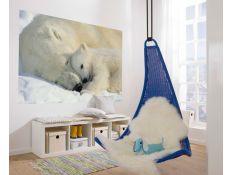 Ambient Photomural Polar Bears