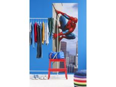 Ambient Photomural Spider-Man 90 Degree
