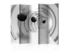 Biombo - Futuristic Tunnel II [Room Dividers]