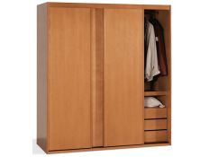 Wardrobe Avaj 3 sliding doors