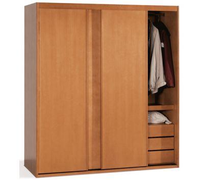 Wardrobe Avaj 3 sliding doors