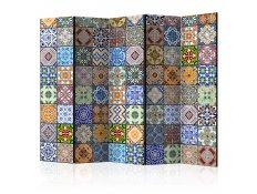 Biombo - Colorful Mosaic II [Room Dividers]