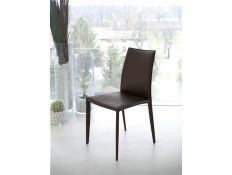 Chair Delfina SR in regenerated leather