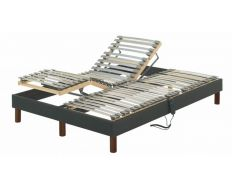 Slatted bed articulated Kitra