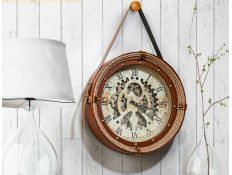 WALL CLOCK CNARFNAC