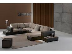 Ambiente Sofá de canto c/ chaiselong Haren