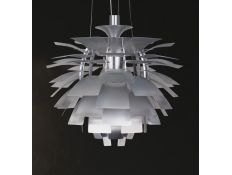 CEILING LAMP CITRA SILVER