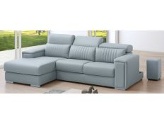 SOFA W/ CHAISELONG LEIRUM