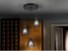 CEILING LAMP AHTABAT II