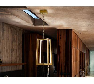 CEILING LAMP AMUK GOLD