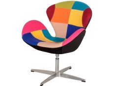 ARMCHAIR ROTARY 72TAP-WS