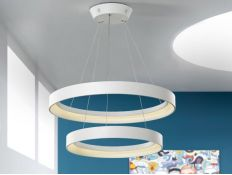 Suspension Lamp Cronos