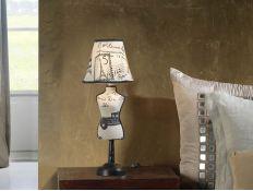 Table lamp 46 Vogue Paris