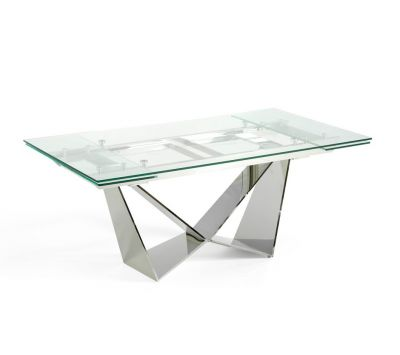 Extensible table JET