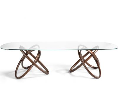 OVAL TABLE ACOLIN GRAN