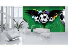 Photomural Soccer ball