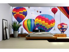 Photomural Ballons