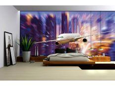 Fotomural Airplane