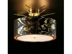 Suspension Lamp Camber ouro