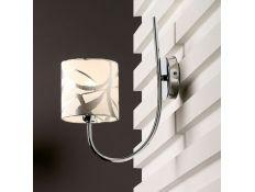Wall lamp Camber cromado 1