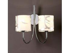 Wall lamp Camber cromado 2