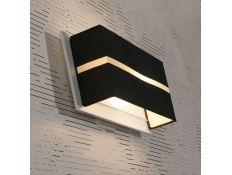 Wall lamp Zig Zag Gloss branco