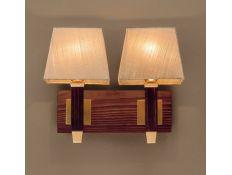 Wall lamp Prisma gold 2