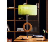 Candeeiro de mesa Saturno Cerejeira
