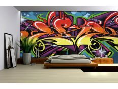 Photomural Grafitti